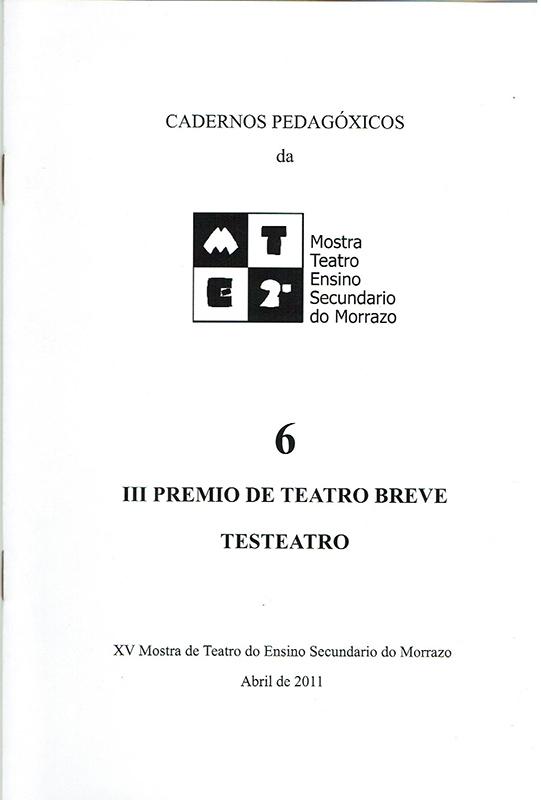 III Premio de Teatro Breve Testeatro
