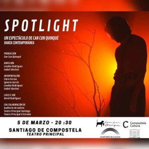 Cartel de Spotlight de Can Cun Quinque