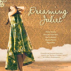 Cartel de Dreaming Juliet de Elefante Elegante