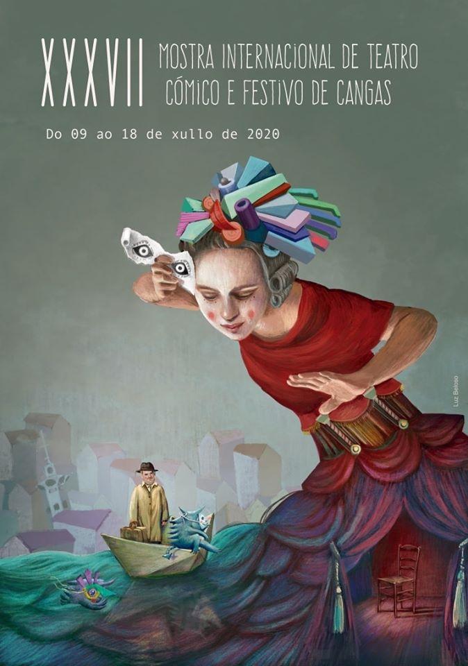 37 Mostra Internacional de Teatro Cómico e Festivo de Cangas