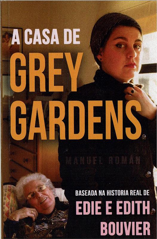 Portada de A Casa de Grey, de Manuel Roman