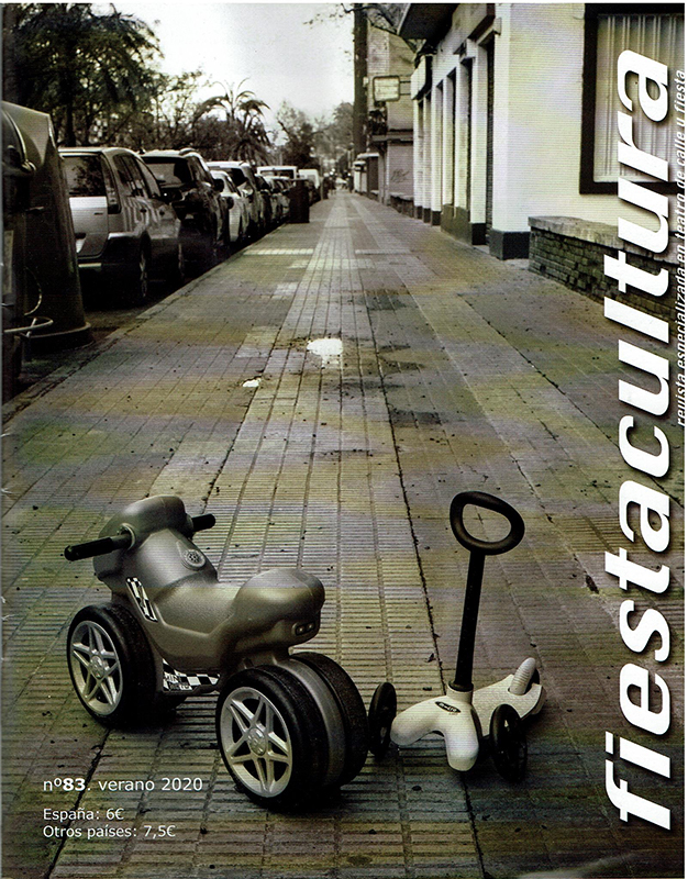 Fiestacultura: Revista especializada en teatro de calle y fiesta, verano 2020 nº 83