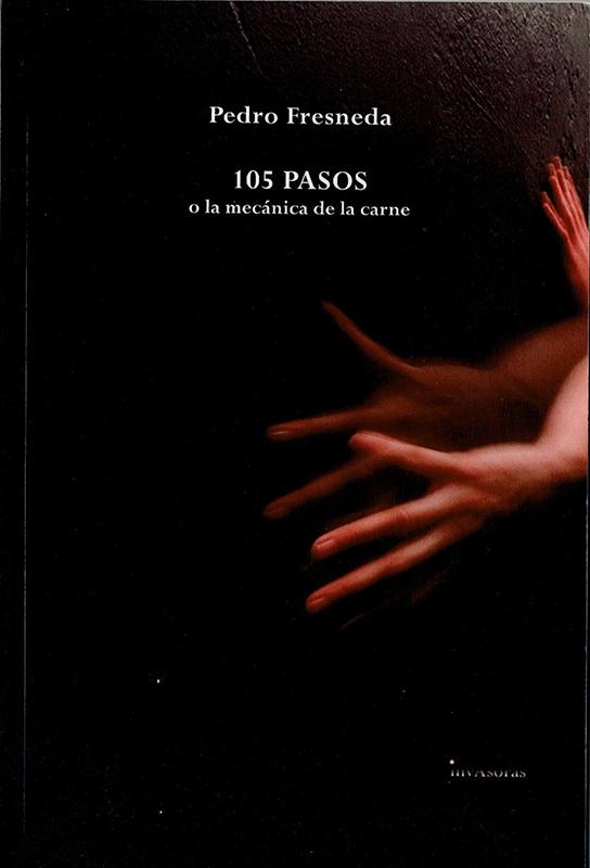 Portada de 105 pasos de Pedro Fresneda