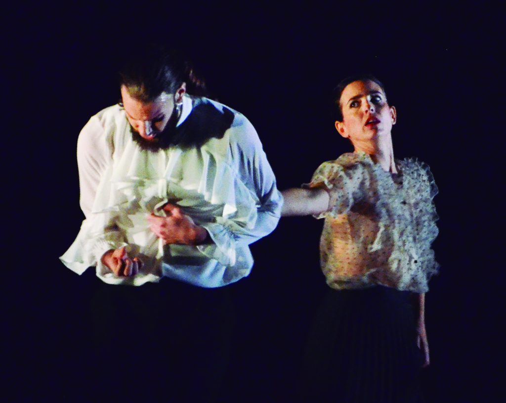 Gañadores Certame  Solodos en Danza 2019 - Cía Violeta Iriberri