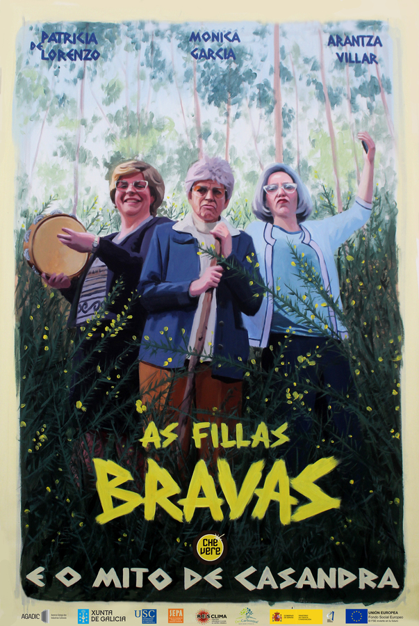 Cartel As Fillas Bravas e o mito de Casandra de Chevere