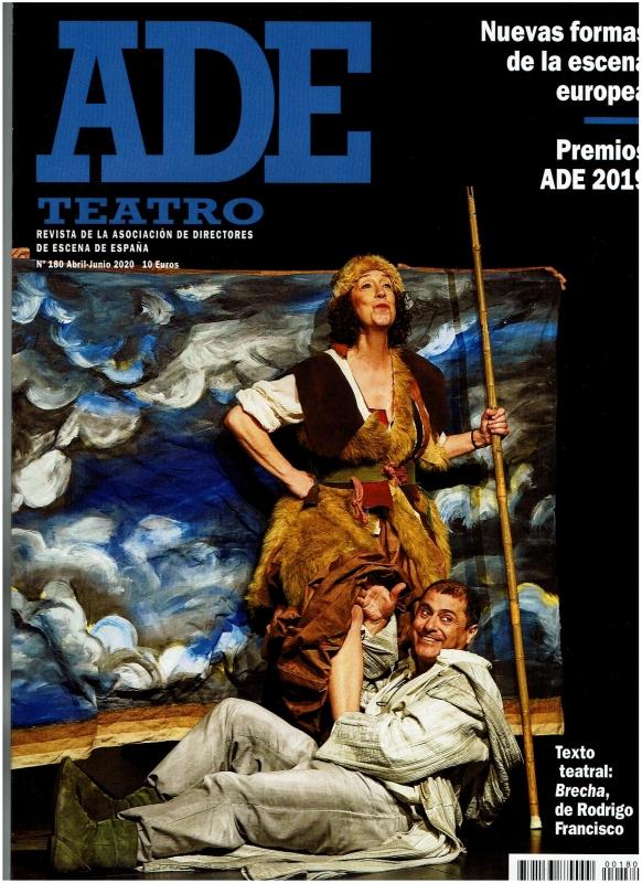 Portada ADE, teatro nº 180