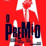 Cartel O PREMIO de La Quintana Teatro + CDG