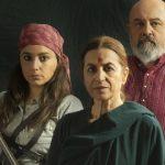Cartel de A conquista da escola de Madhubai - Teatro do Atlántico