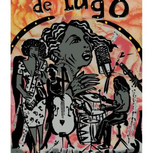 Cartel XXX Festival de Jazz de Lugo