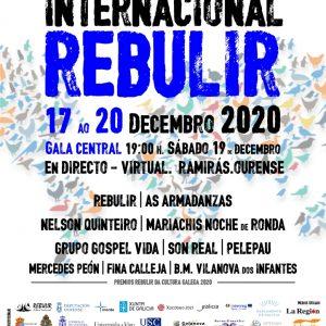 CARTEL FIR-Festival Internacional Rebulir 2020