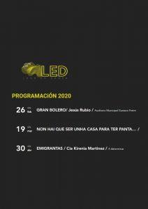 Lugo en Danza (LED) 2021