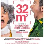 32 m2 - Unha traxicomedia confinada - Butacazero