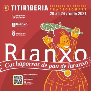 Cartel Titiriberia 2021