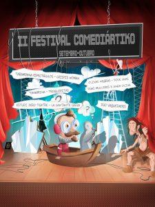 Cartel II Festival Comediartiko