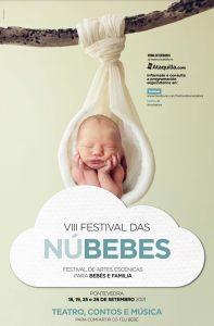 Cartel do VIII Festival Nubebes
