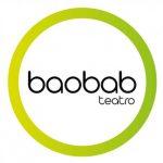Logo do grupo Baobab Teatro